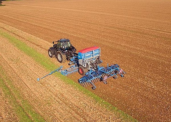 Способы посева сельскохозяйственных культур