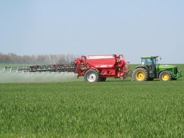 Подкормка озимой пшеницы