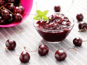 Рецепт варенья из вишни без косточек